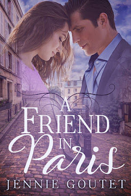 A Friend in Paris by Jennie Goutet-NWoBS Blog
