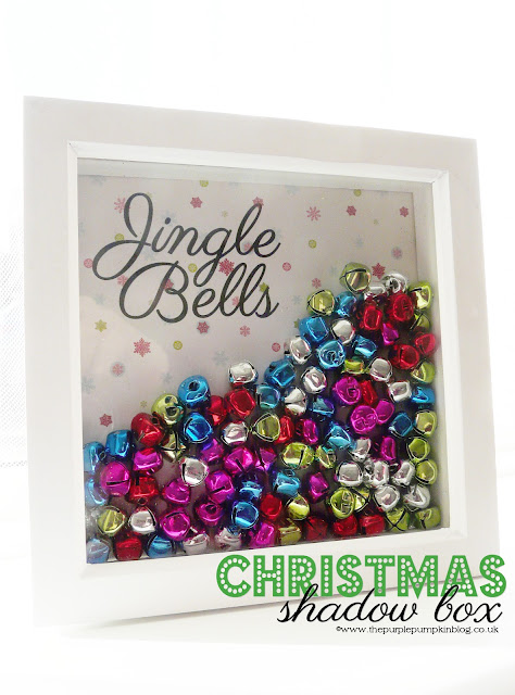 Christmas Shadow Box