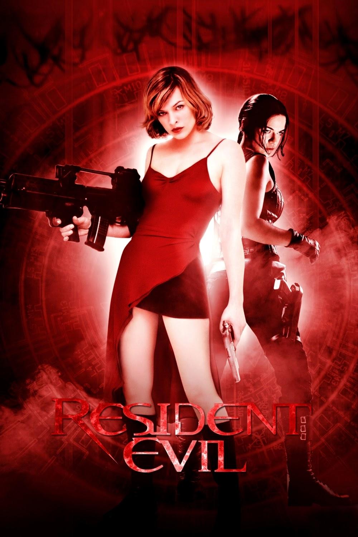 Resident Evil [2002] [DVDR] [NTSC] [Latino]