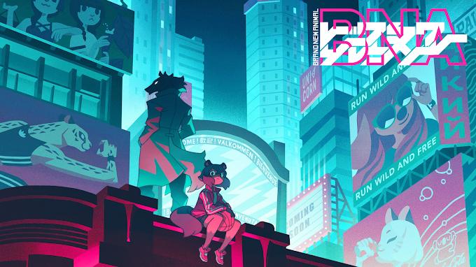 Resenha anime BNA - indicação de anime de ficção científica, aventura e ação.