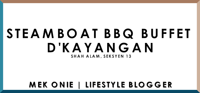 D'kayangan Steamboat Shah Alam Guna Konsep Masak Di Dapur?