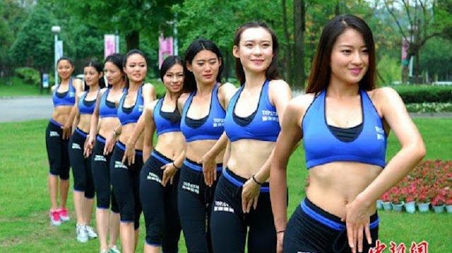 BREAKING NEWS: 30 JUTA Cewek China Siap Poliandri agar Pria Tak Jomblo, Tiongkok Kekurangan Wanita