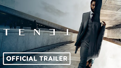 Christopher Nolan upcoming movie Tenet