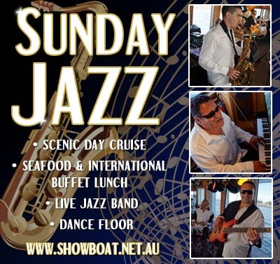 Sunday Jazz Lunch Cruise