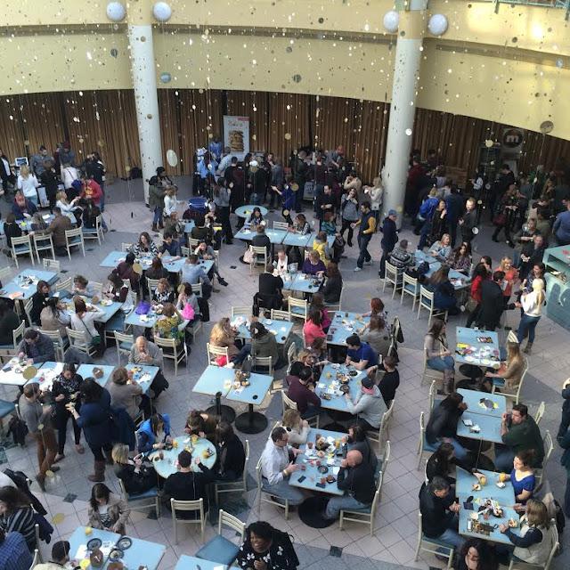 Galleria Cleveland Food Court