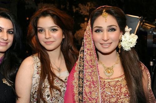 Wedding of Reema Khan's sister