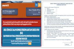 Format Surat Pernyataan Tanggung Jawab Mutlak/SPTJM untuk Cairkan BLT Guru Honorer, Download di Sini
