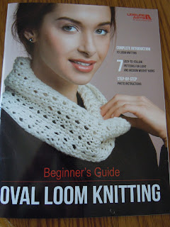 Beginners Guide to using the Oval Loom Knitting Kit plus patterns