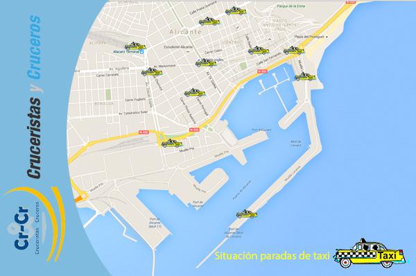 PREVISIÓN DE CRUCEROS - Alicante 2016