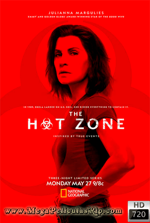 The Hot Zone Temporada 1 [720p] [Latino-Ingles] [MEGA]