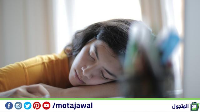 التركيز أثناء النوم