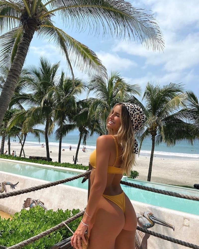 Madi Edwards  Bikini Clicks Instagram Photos 19 Aug -2020