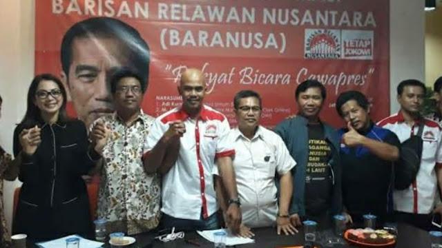 Baranusa: Pak Jokowi, Pecat Andi Taufan, Bubarkan Staf Khusus