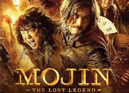 Download Mojin – The Lost Legend (2015) Dual Audio [Hindi + English] 720p + 1080p BluRay ESub