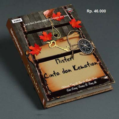 Book Cover karya Lidha Maul