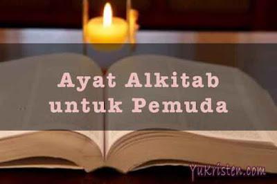 ayat alkitab untuk pemuda