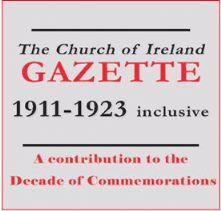 IrishGenealogyNews: Church of Ireland Gazette 1911–23