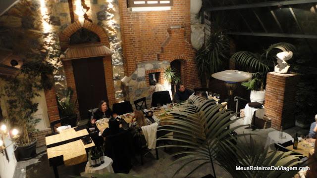 Montecristo Restaurante Museo - Montevidéu, Uruguai