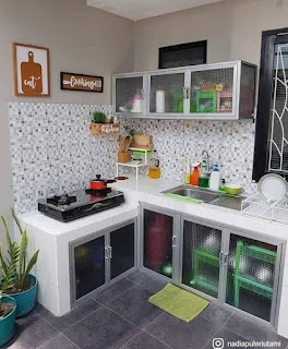 20+ Inspirasi Dapur Cantik Minimalis Yang Bisa Anda Tiru