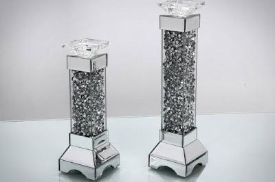 luxusní nábytek Reaction, doplňky na stůl, stolní dekorace