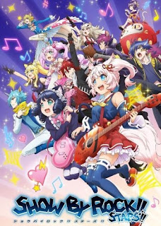 Show by Rock!! Stars!! Opening/Ending Mp3 [Complete]
