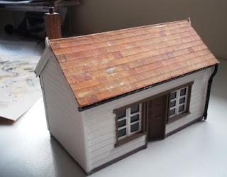7mm station building
