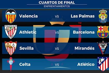 All Posts about copa del rey 2018-19 cuartos de final on ...