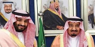 الملك سلمان والامير محمد بن سلمان يهنئون الشعب المصرى بذكرى انتصارات أكتوبر