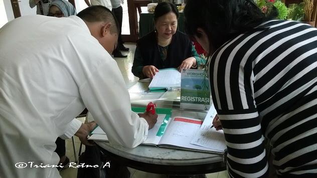 Workshop Pengelolaan Limbah Rumah Tangga