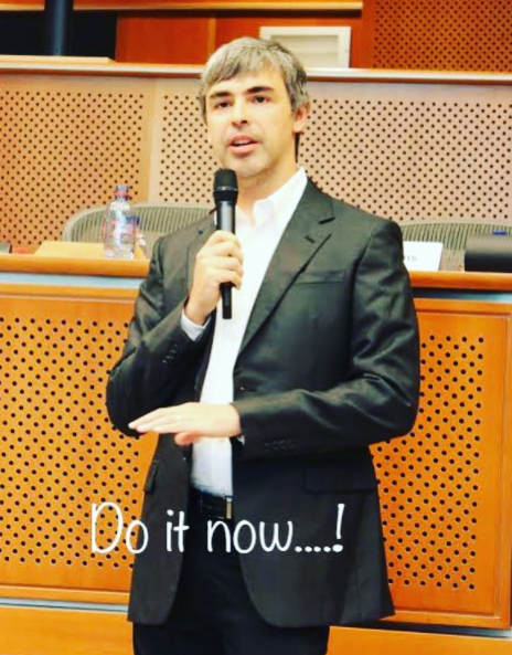 Inspirational & Motivational Success Story of the Larry page pic