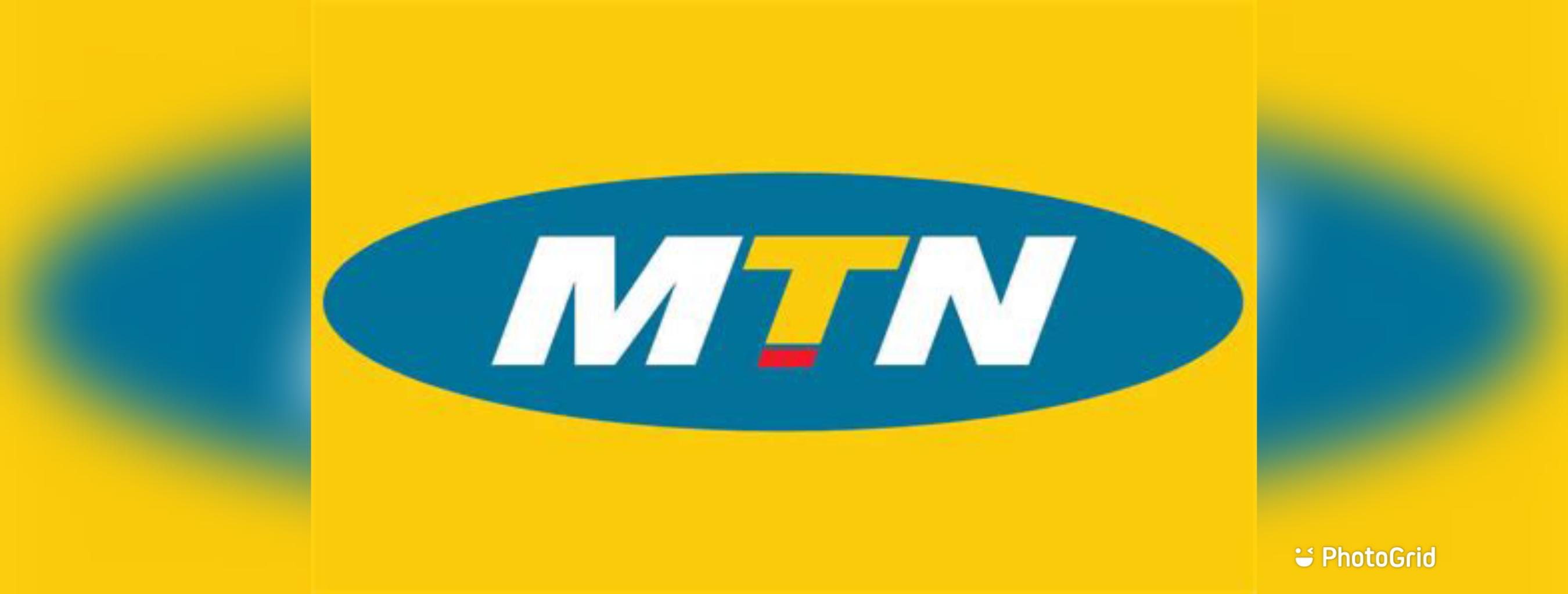MTN Ghana Logo 2021