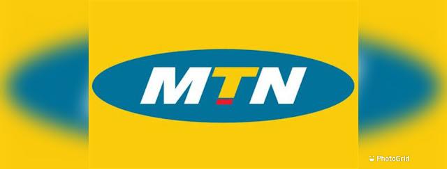 MTN GH Logo