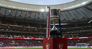 Officially Spanish Cup 16 round draw in full; Barca vs Rayo and more