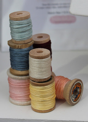 Handmade Fair - Cotton Reels