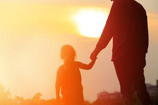 बेटी और पिता