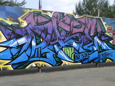 Best Rap Graffiti Arts Wall