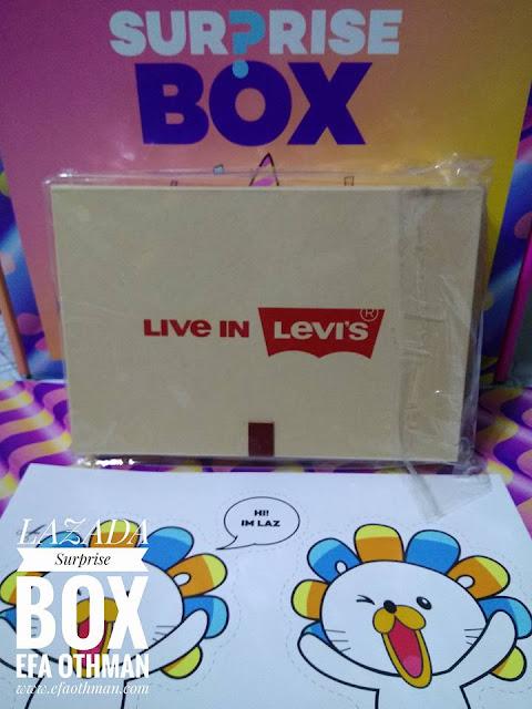 6 Lagi Barang Yang Terdapat Dalam Lazada Surprise Box Sempena Lazada 5th Birthday Sale
