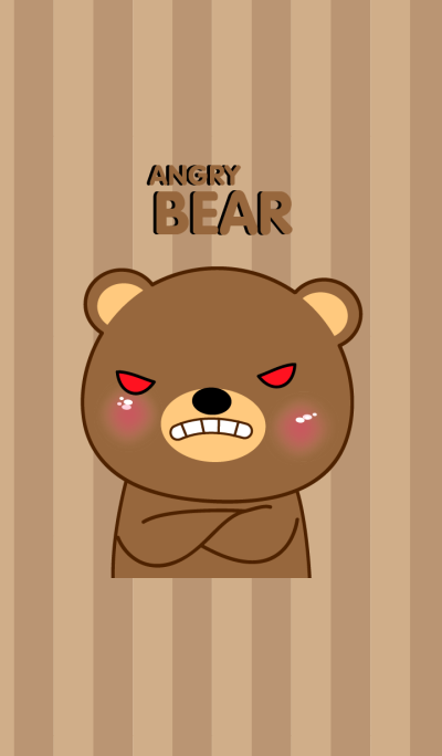 Emotions Angry Bear Theme(jp)