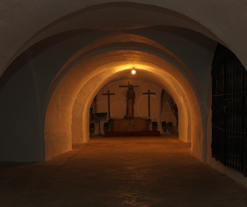 Las momias de Santiago de Utrera