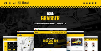 RUSTY CARS – Responsive, Mobile HTML 5 Template