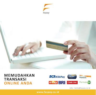 Untuk Pembayaran Online BRI Faspay Tempatnya