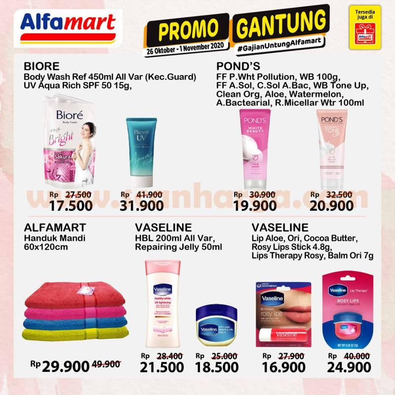 Alfamart GANTUNG Promo Gajian Untung 26 Oktober - 1 November 2020 13
