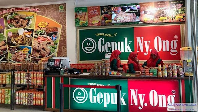 Kuliner Khas Gepuk Ny Ong Yang Lezat Dan Populer - Gatewayilmu.com