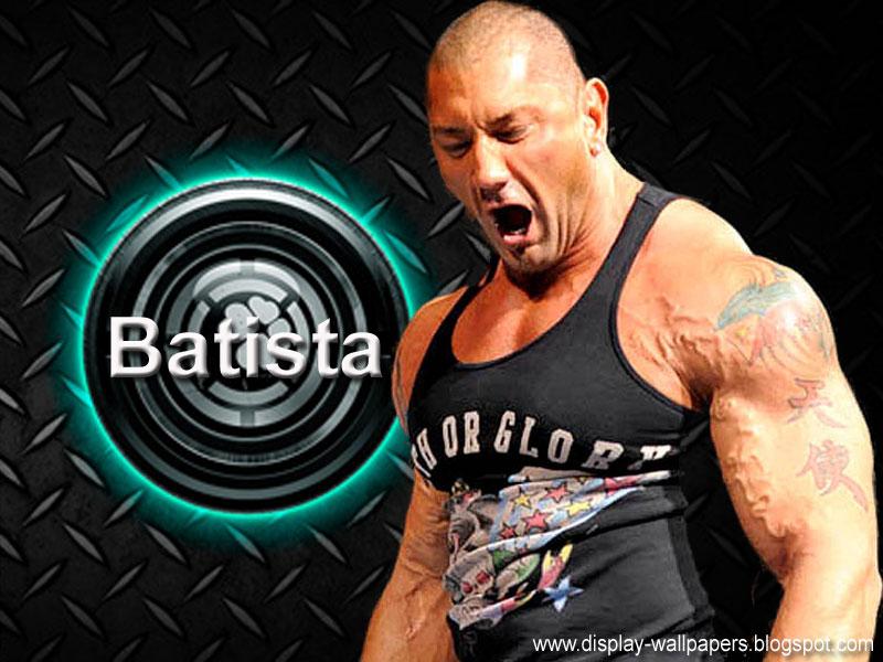 Wwe Superstar Batista Wallpaper Free Download