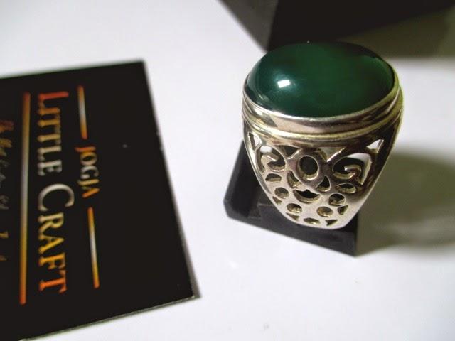 cincin perak pria - jogja little craft
