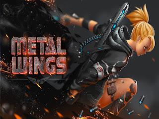Metal Wings: Elite Force Apk Mod Dinheiro Infinito