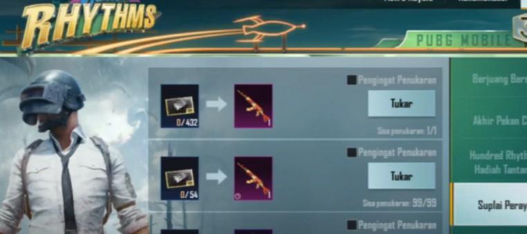 Cara Mendapatkan Medali Suplai PUBG