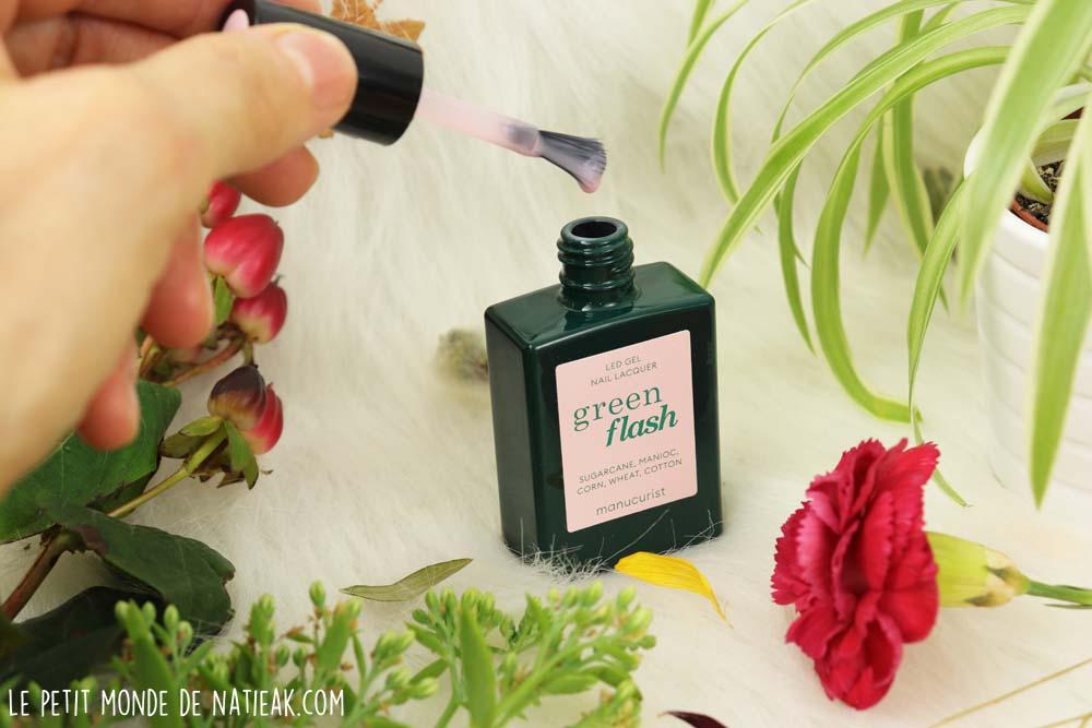 Green Flash Hortencia Manucurist