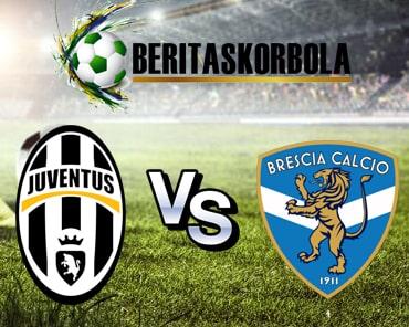 Prediksi Pertandingan Liga Seri A Italia, Juventus Versus Brescia 16 Februari 2020