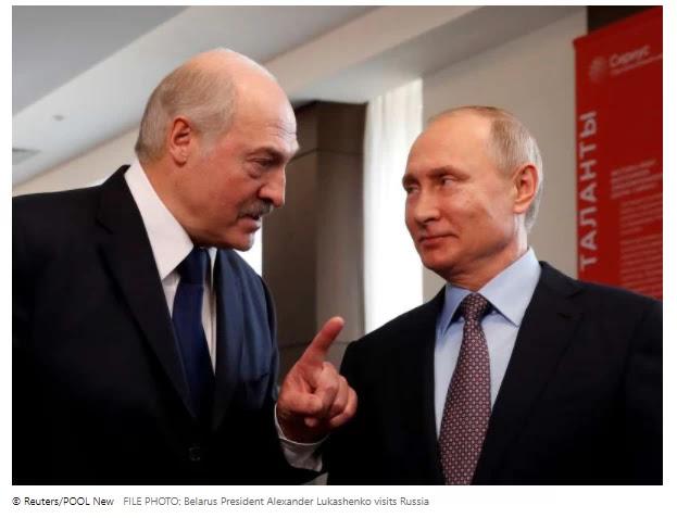 Putin and Lukashenko plan to meet in Moscow-Kremlin. The Kremlin said